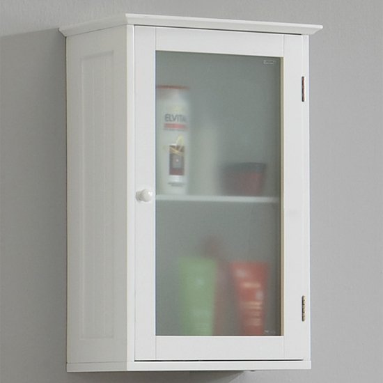 sweden5 wooden bathroom wall cabinet