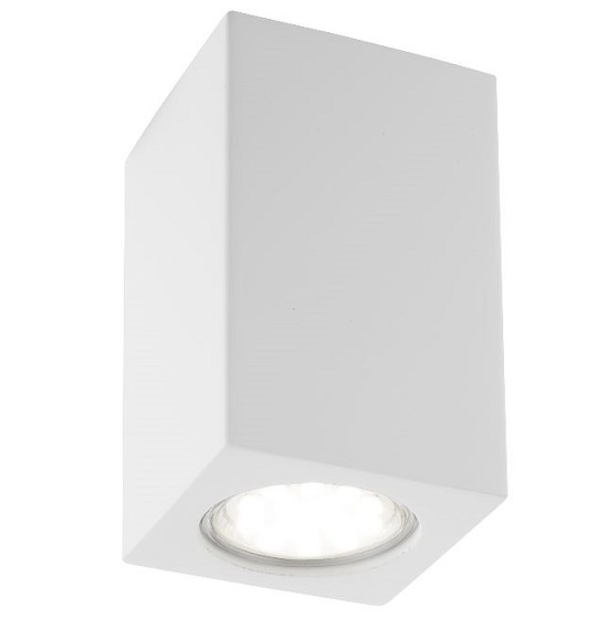 Rectangle Flush Ceiling Light