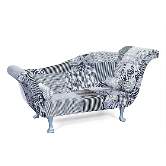 Syracuse 2 Seater Sofa In Upholstered Fabric With Wooden Legs_3