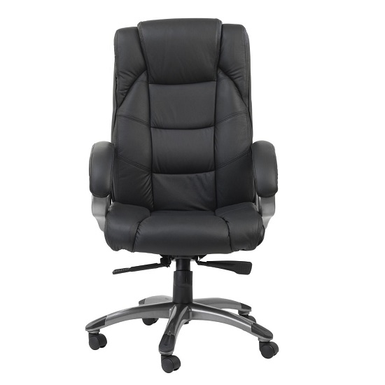 Nobbler Home And Office Executive Chair In Black
