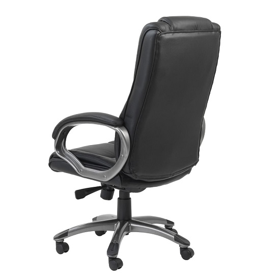 Nobbler Home And Office Executive Chair In Black_3