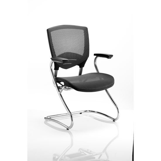 Alpha Visitor Airmesh Office Chair
