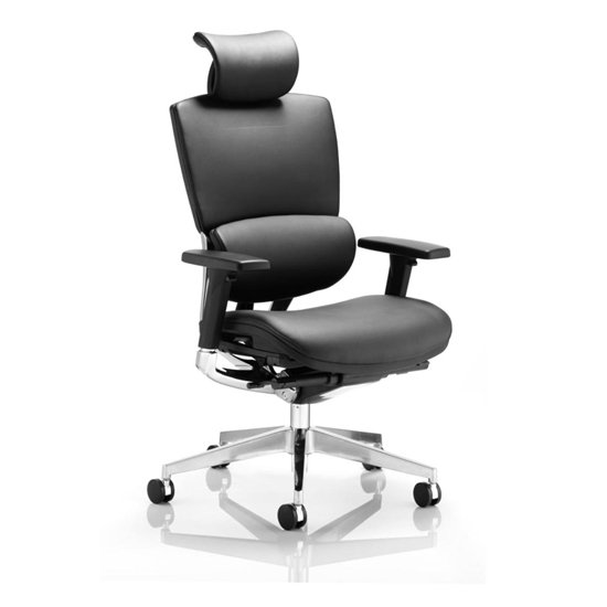 Alpha Leather 101 - Choosing An Office Chair For Home Use: Important Aspects To Focus On