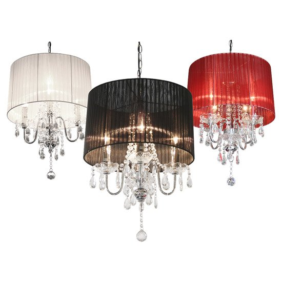 Beaumont 4 Lamp Chandelier