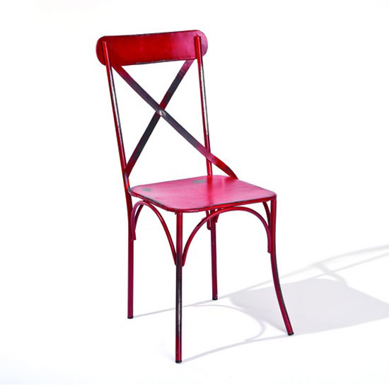 Bistro 85300120 Red - Choosing Dining Chairs With Studs: 7 Ideas To Get Started