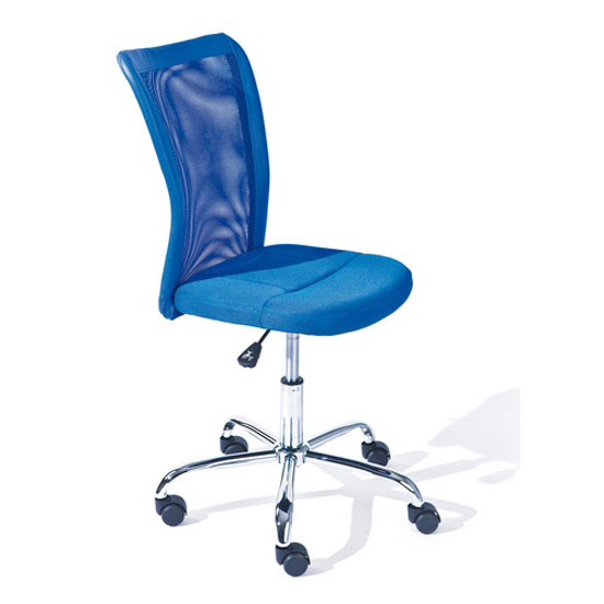 Bonnie Blue Colour Children Office Chair