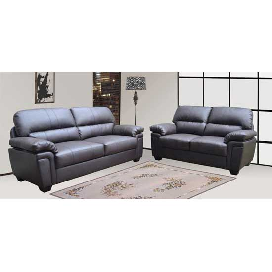 Bristol 3+2 Bonded Leather Sofa Set