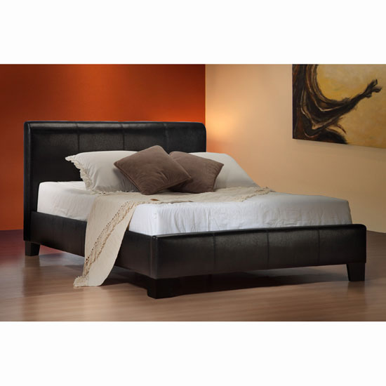 Brooklyn Black Bed - Decorating Your Guest's Bedroom Using Black Bedroom Furniture