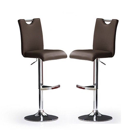 Buy%202 BARC 10BX MCA - Modern Bar Stools In Brown: Common Production Materials