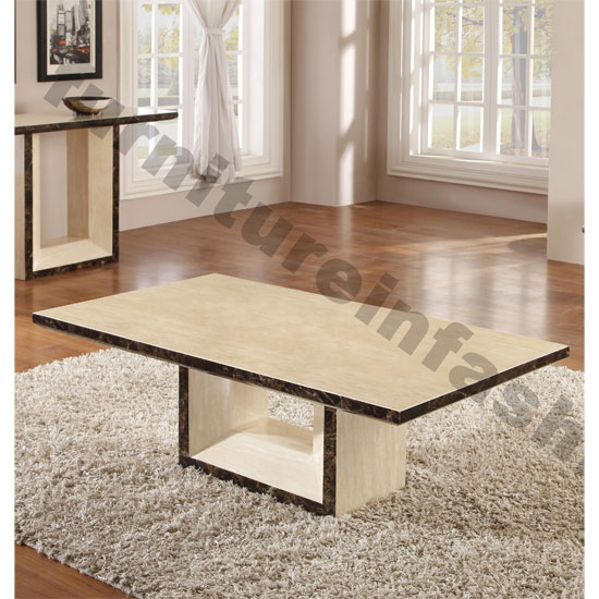 Chic Cream Marble Coffee Table Buy Stone Marble Coffee Table Furniture In Fashion