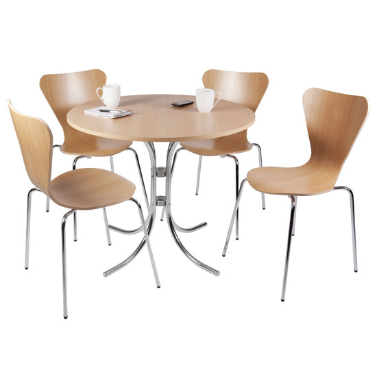 Cafe Bistro Set - Pros And Cons Of Choosing Aluminium Café Furniture