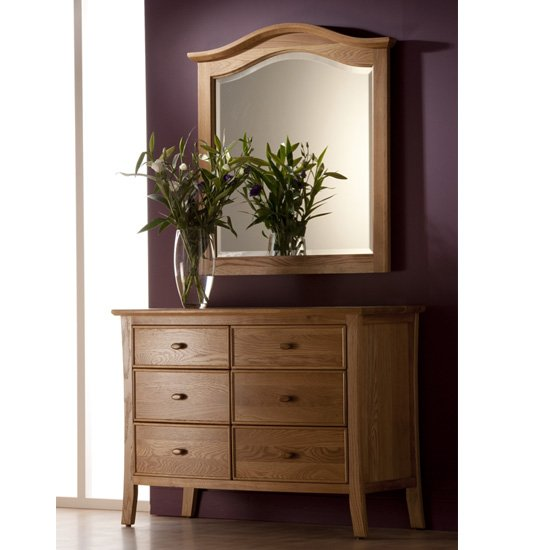 Calgary 6 Drawer Chest CAL14 - Choosing Perfect Living Room Furniture Wisely