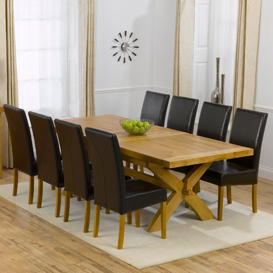 Canterbury 8 Rustique Chairs - How to Choose Your Tables and Chairs for Dining Room?