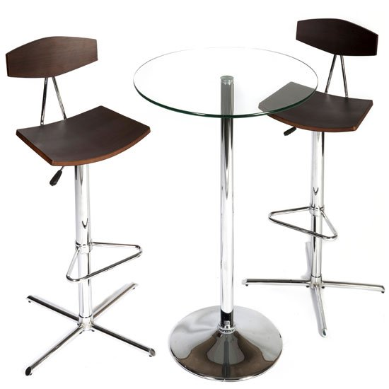 Chelsea stool Lexington table - Setting the Bar High, Holding Yourself to a Higher Standard