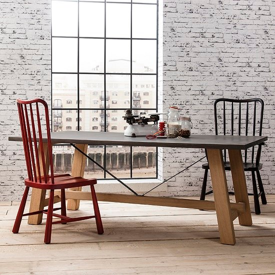 Chilson Dining Table200cm Gallery2 - Buying Furniture For Your New Home: 6 Tips To Remember