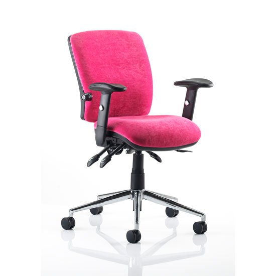 Chiro Pink Office Chair