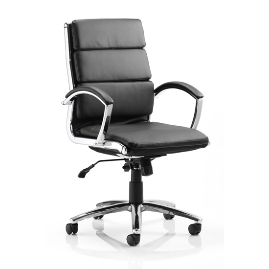 Classic Black Medium Chair