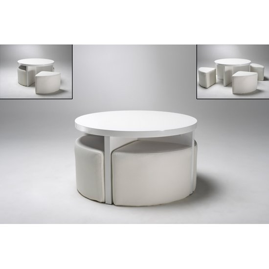 Round Gloss White Coffee Table 4 Stools 5075 1111 : CoffeeTable50751111 from www.furnitureonline24.co.uk size 550 x 550 jpeg 84kB