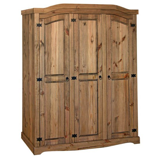 Corina 3 Door Wardrobe