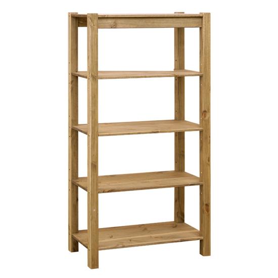 Corina 5 Shelf Bookcase