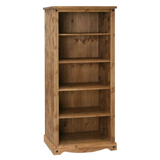 Corina Open Bookcase