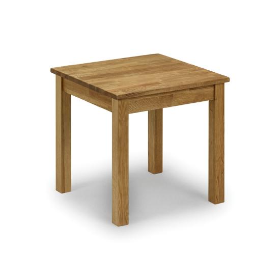 View Coxmoor lamp table in oak