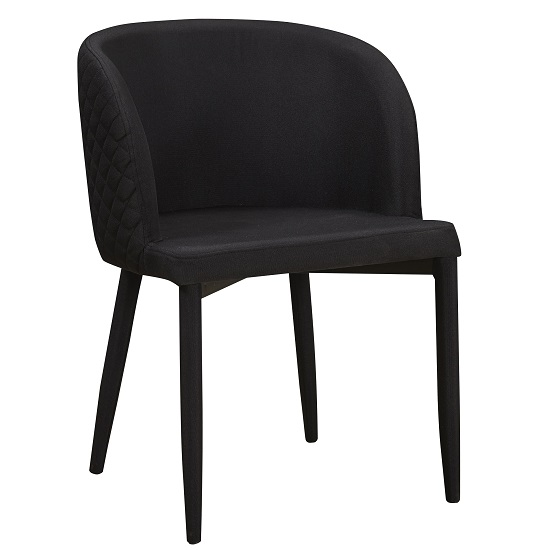 Sign in register for Black fabric dining room chairs