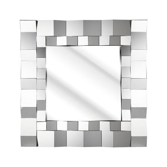 Multi-Square Wall Mirror
