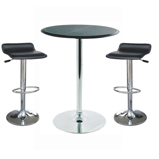 Bar Table And Chairs Furnitureinfashion Uk