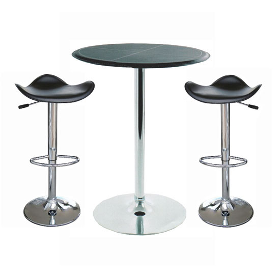 Dallas Bar Table fury 95577B - 4 Tips While Choosing Bistro Height Deck Furniture