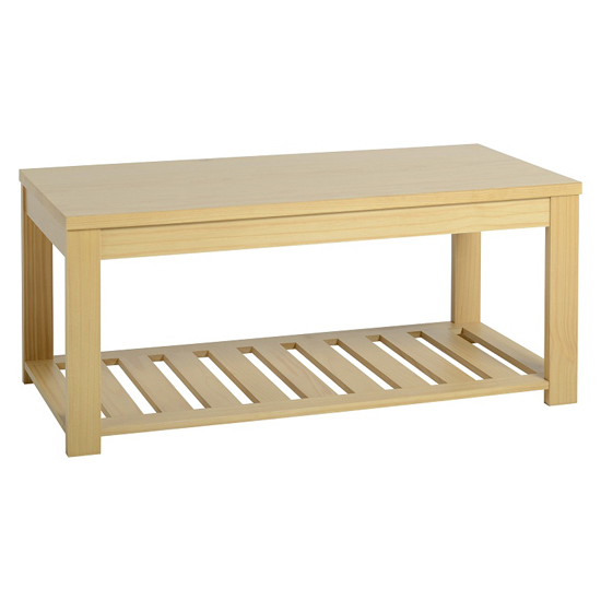 Isabella Coffee Table in Oak