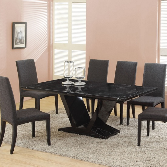 dining room furniture marble dining tables and chairs marble dining