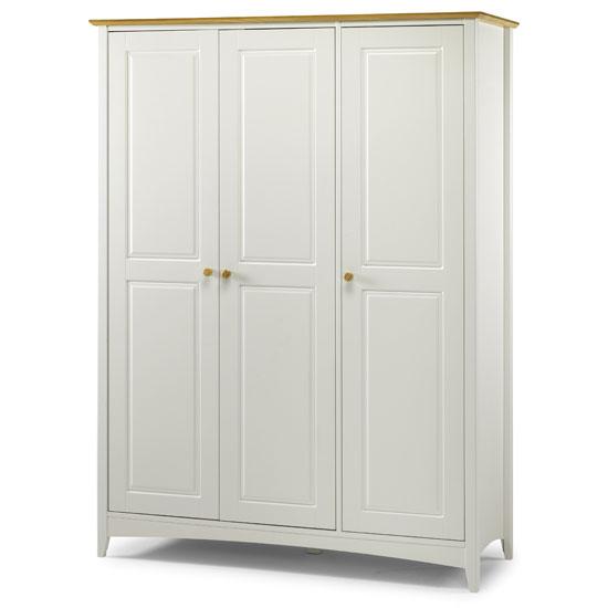 Elton 3 Door Wardrobe
