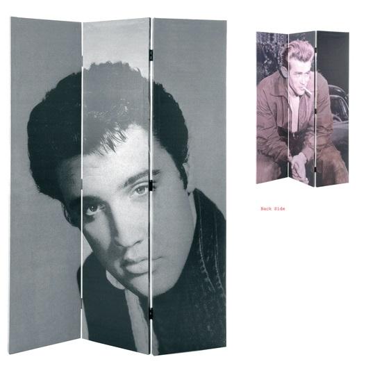 Elvis folding room divider 1355 furniture in fashion for Furniture in fashion