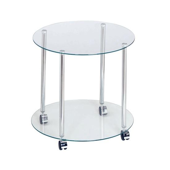 Kijiji Ottawa Oval Coffee Table: Ottawa Swivel Motion Glass Coffee Table In Chrome 64830 2110