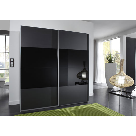 Where Would I Find Black High Gloss Wardrobes