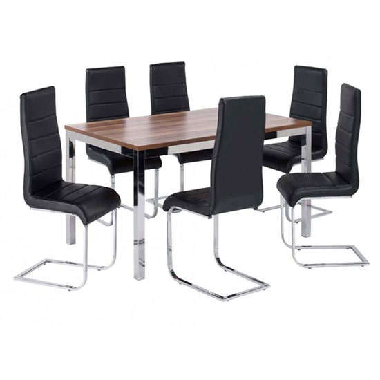 EvlveLDT LPD+EvlveDC LPD - How To Flawlessly Integrate Mix Match Dining Room Chairs Into The Room