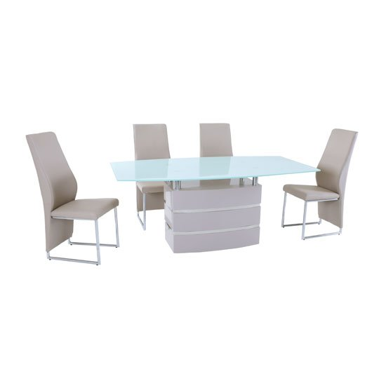 F 536 1+C 624(4 Chr) - 5 Biggest Advantages Of White Table And Chairs
