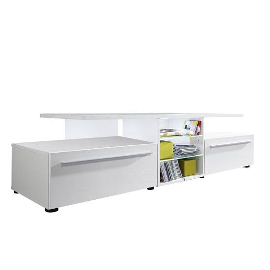 tv lowboard 250 cm simple nxp new spectral next nxp lowboard w tv bracket with tv lowboard 250. Black Bedroom Furniture Sets. Home Design Ideas