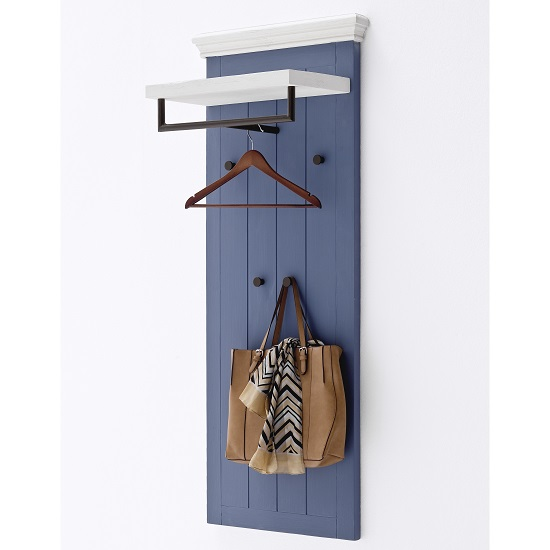 Falun T90 mit Deko 2129 14 wall mounted hallway stand - Designing Furniture For Awkward Spaces: 5 Suggestions To Get Started