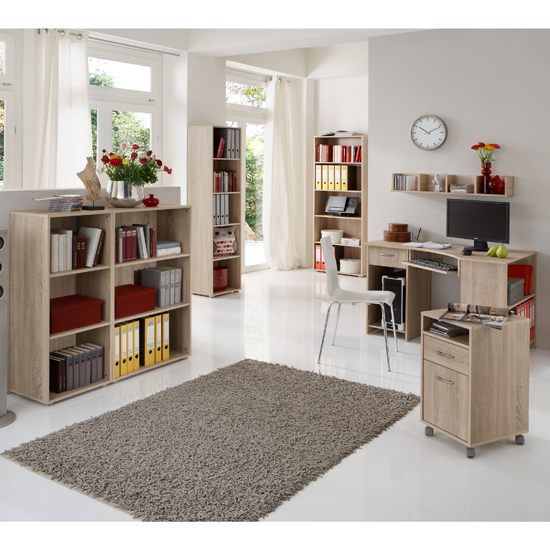 Read more about Felix canadian oak office combi collection