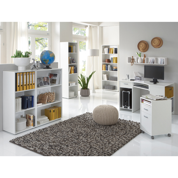 Felix White Office Furniture Collection
