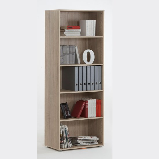 Read more about Felix4 oak shelving units shelves