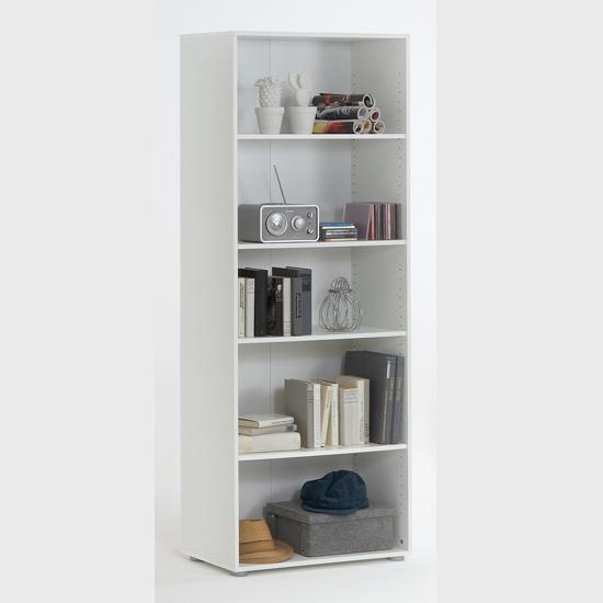 Felix4 White Shelving Unit Shelves