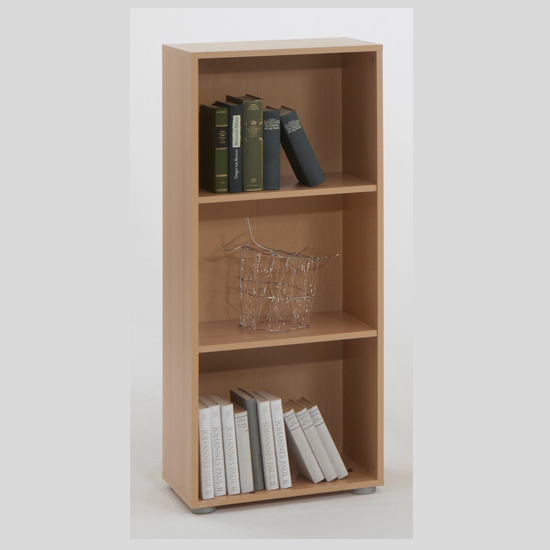 Read more about Felix5 beech shelving units