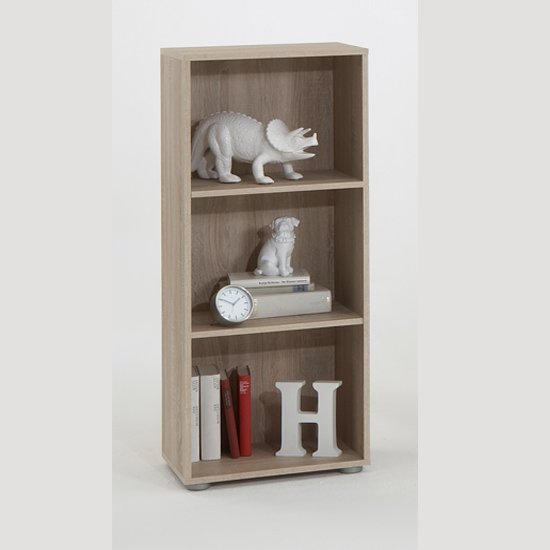 Read more about Felix5 oak display shelving units
