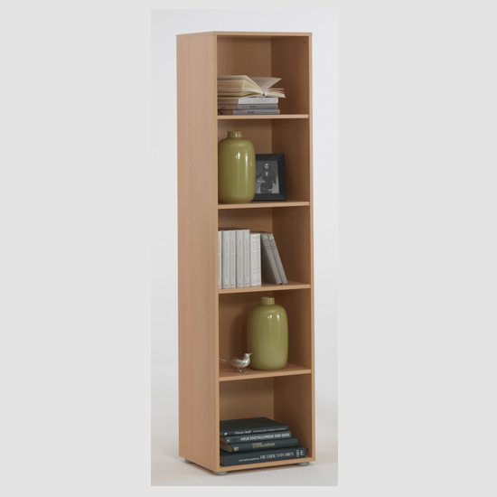 Read more about Felix6 beech shelving units