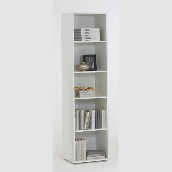 Read more about Felix6 white shelving units shelves