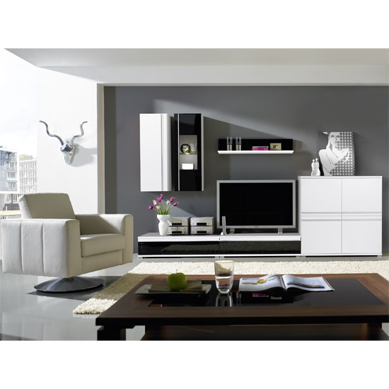 Unique TV Stands From Furniture In Fashion