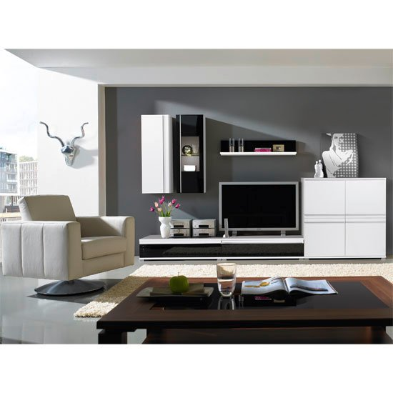 Freestyle 73 h - Unique TV Stands From Furniture In Fashion To Modernise Your Entertainment Area